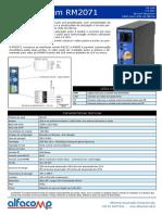 Folder RM2071