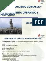 Sesion Nº 07-1 Punto de Eº Contable y Economico Leverage