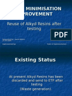 Reuse Alkyd Resin Javed