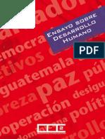 DESARROLLO HUMANO, INVERSIÓN PÚBLICA Y TERRITORIO EN REPÚBLICA DOMINICANA