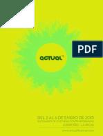 Programa Actual 2015