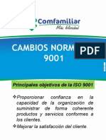Cambios Iso 9001