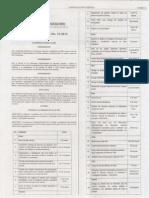 Acuerdo Ministerial Calendar i o 2015