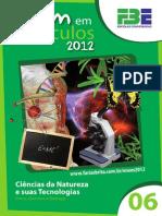 Enem Em Fasciculos Fasciculo 6 Ciencias Da Natureza Farias Brito