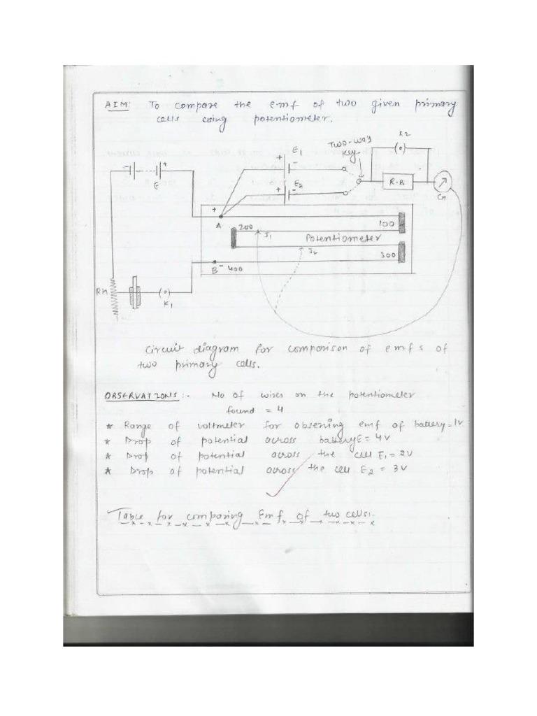 physics class 12 cbse practical reading