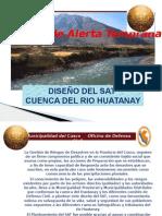 Presentacion Sat Municipalidad Del Cusco 2012