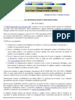 Ppp - Perfil Profissiográfico Previdenciário