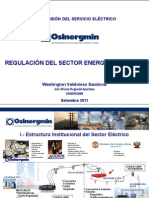 1.Regulacion Del Sector Energia
