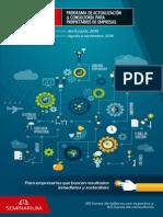 PAC - PROGRAMA DE ACTUALIZACIÓN & CONSULTORÍA PARA PROPIETARIOS DE EMPRESAS