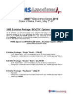 Exhibitor Packages CDA FINAL MH2015