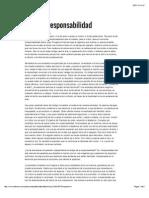 Silva-Herzog Márquez, Jesús, Elogio de la irresponsabilidad, 26 ene 2015.pdf