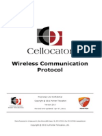 Cellocator Wireless Communication Protocol v28 (Rev9)