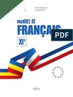 XI Limba Franceza