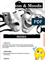 Emotion And Moods