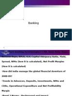 Banking Summary Presentation