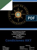 Condiciones KKT