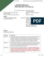 ACE AMERICAN INSURANCE COMPANY v. OYSTER HARBORS MARINE, INC docket