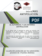 Sistemas de Antipolucion