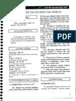 1 E 2 CORINTIOS - LIÇÕES BÍBLICAS 4T1997