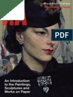 Royal Academy Collections Catalogue