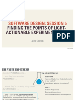 Software Design Class (Session 5)
