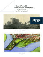 Buzzard Point History