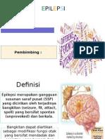 Referat Epilepsi persentasi