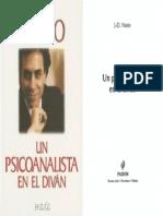 Un Psicoanalista en El Diván - Nasio - 2002