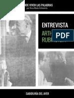 Entrevista Arthur Rubinstein