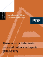 Historia de la Enfermería de Salud Pública en España (1860-1977)