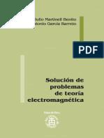 Solucion de Problemas de Teoria Electromagnetica