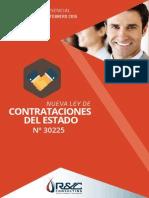 Curso Presencial | Nueva Ley de Contrataciones del Estado Nº 30225