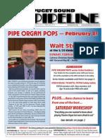 PSTOS Pipeline February 2015