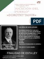 Proyecto Historia Dorothy Tanck
