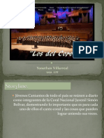 Filmbook Digital - Los Del Coro - Yonathan Villarreal
