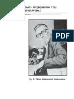 Vktor Stepanovich Grebennikov y Su Plataforma Antigravedad