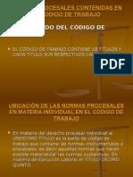 Derecho Procesal Individual Del Trabajo[1]