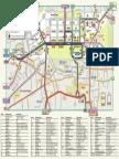 City Centre Route Map