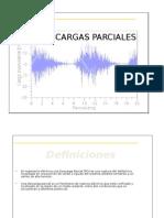 Definición de descargas parciales
