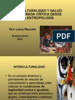 Presentación Salud Intercultural 2014