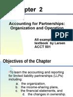 Partnership Accounting (PoA-Pt2) Notes
