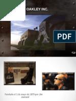 Presentación Falsificaciones Oakley
