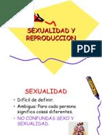 Sexualidad y Reproduccion
