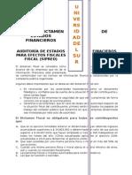 Analisis Dictamen Fiscal