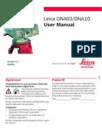 DNA User Manual En