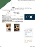 Maridaje de Cerveza, Consejos y Guía Básica