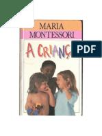 Montessori a Criança