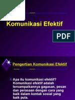 Komunikasi Efektif PP2