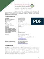 GUÍA DEL CURSO DE DENDROLOGÍA TROPICAL