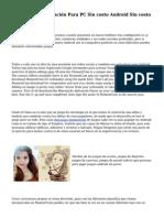 MomentCam Aplicación Para PC Sin costo Android Sin costo Download